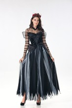 83 steampunk Lolita Halloween gothic victorian cosplay prom long one piece dresses