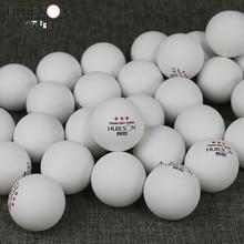 Huieson 100 шт 3 звезды 40 мм 2,8 г мячи для настольного тенниса мячи для пинг-понга для матча материал ABS пластик настольные тренировочные мячи