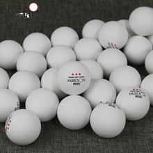Huieson 100 Pcs 3-Star 40mm 2.8g Table Tennis Balls Ping Pong Balls for Match New Material ABS Plastic Table Training Balls(China)