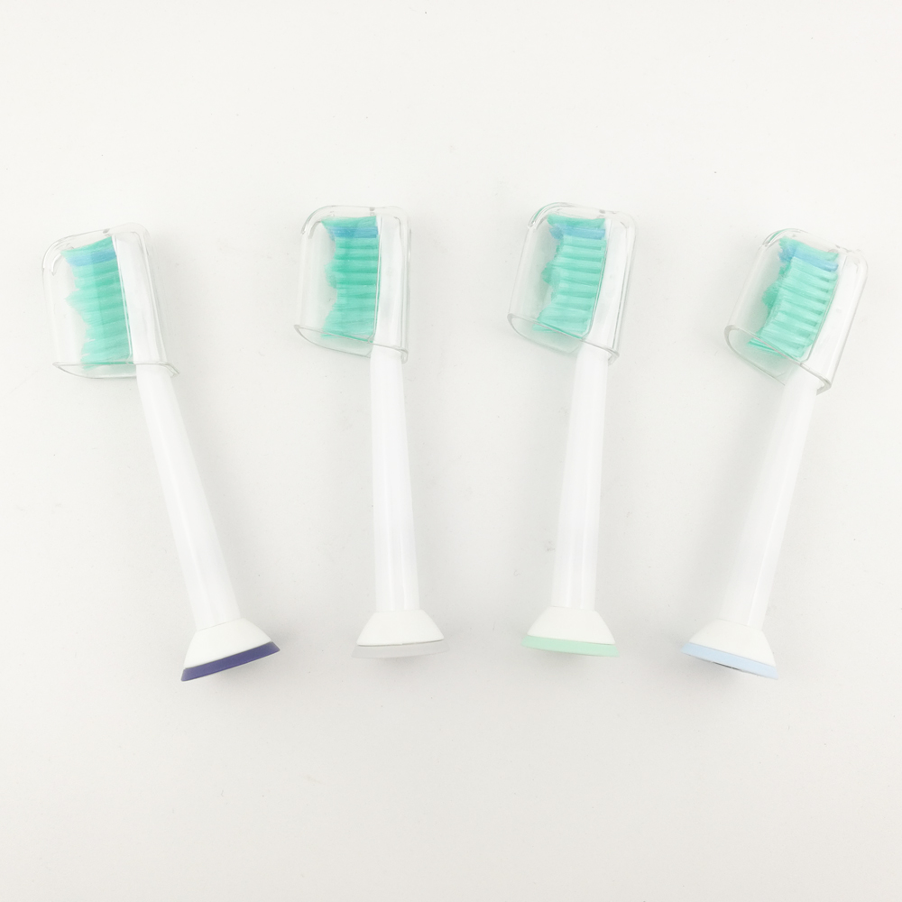 Image 5 - HX6014 Sonic Electric Toothbrush Replacement Heads P HX 6014 Oral Hygiene Care Clean 400pcs/Lot Free Shipping-in Replacement Toothbrush Heads from Home Appliances