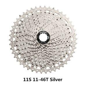 Image 4 - Sunracing CSMX8 CSMS8 11 speed 11 46T بطاقة من نوع دراجة دولاب الموازنة وأضاف KMC X11 11 speed سلسلة العلامة التجارية الجديدة الأصلي شحن مجاني