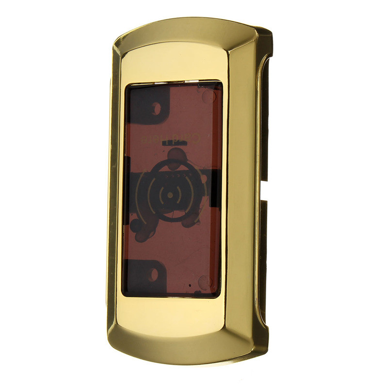 Safurance Golden Color Rfid Digital Lock For Sauna Spa Swimming Pool Gym Electronic Cabinet Lock Lockers
