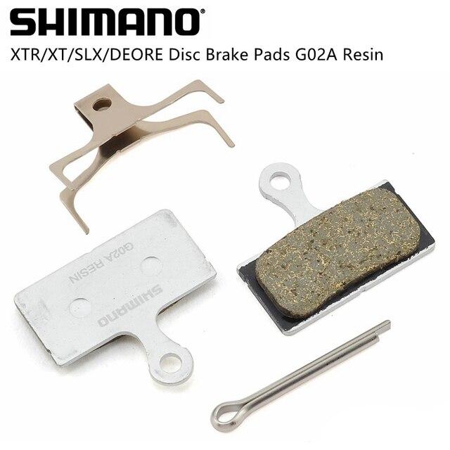 7834ca81e19 Shimano G03A żywiczne klocki hamulcowe dla XTR XT SLX DEORE M9000, M9020,  M8000,