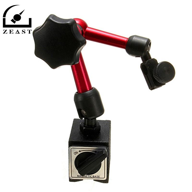 Mini supporto flessibile universale universale con base magnetica e strumento indicatore test quadrante Nuovo arrivo Alta qualità