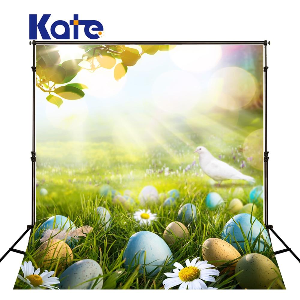 KATE Photo Background 5x7ft Spring Background Easter Photography Backdrops Huevos De Pascua Backgrounds For Photo Studio Kids сумка kate spade new york wkru2816 kate spade hanna