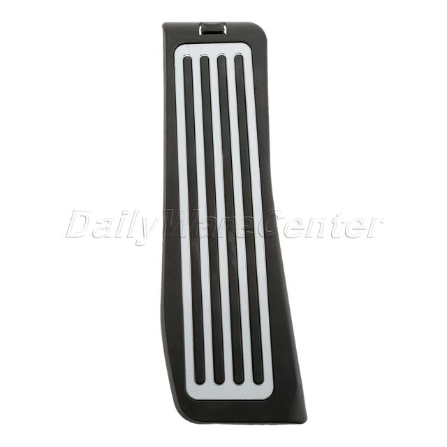 1Pc Stainless Steel Car Footrest Pedal Plate Cover Sticker No Drill for Cadillac ATS ATS-L Non-Slip Rubber Foot Rest Car Styling