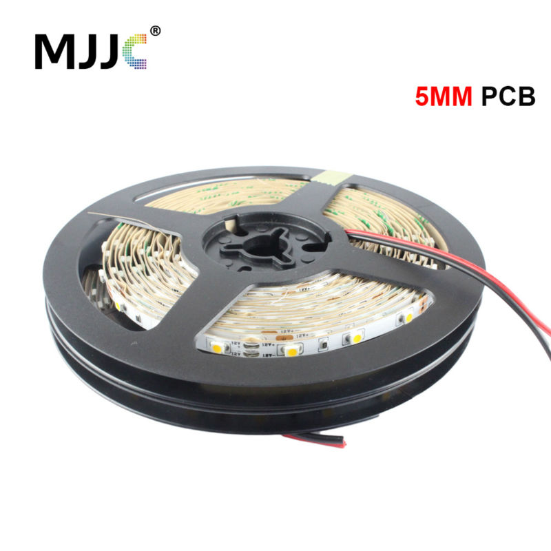 Flexible Led Light Strip 3528 Smd 12 Volt Quality Lighting: 5MM LED Strip 3528 12V 5M 300 SMD Flexible LED Tape Stripe