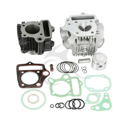 все цены на 70CC Engine Cylinder Rebuild Kit For Honda ATC70 CRF70 CT70 TRX70 XR70 72CM3 49.5CM3 онлайн