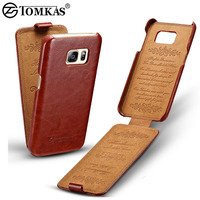 Flip Leather Case For Samsung Galaxy S7 G9300 Phone Cover For Samsung Galaxy S7 Edge Luxury