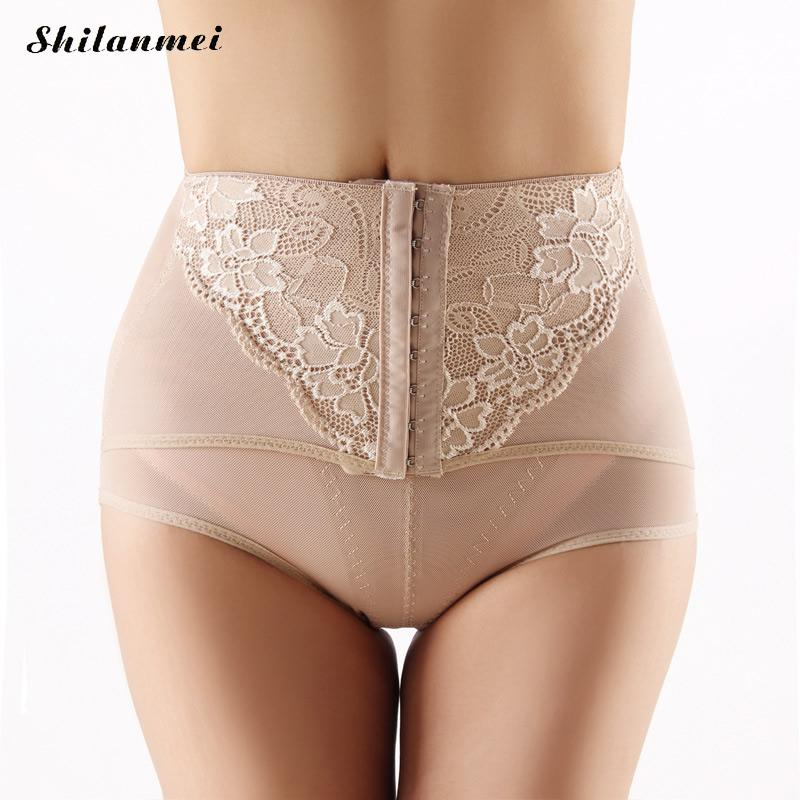 85f88e945f 2018 New Women Shapewear Slimming Underwear Body Shaper Corset Body Invisible  Waist Control Panties Trainer Corrective Underwear