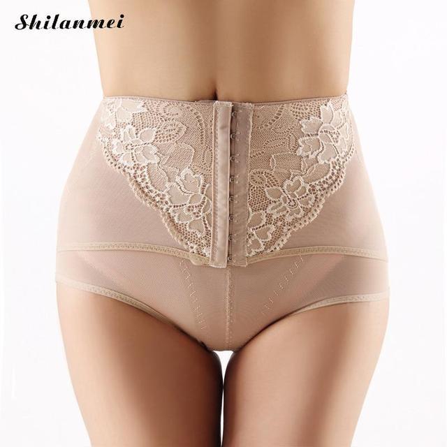 e01168149 2018 New Women Shapewear Slimming Underwear Body Shaper Corset Body  Invisible Waist Control Panties Trainer Corrective Underwear