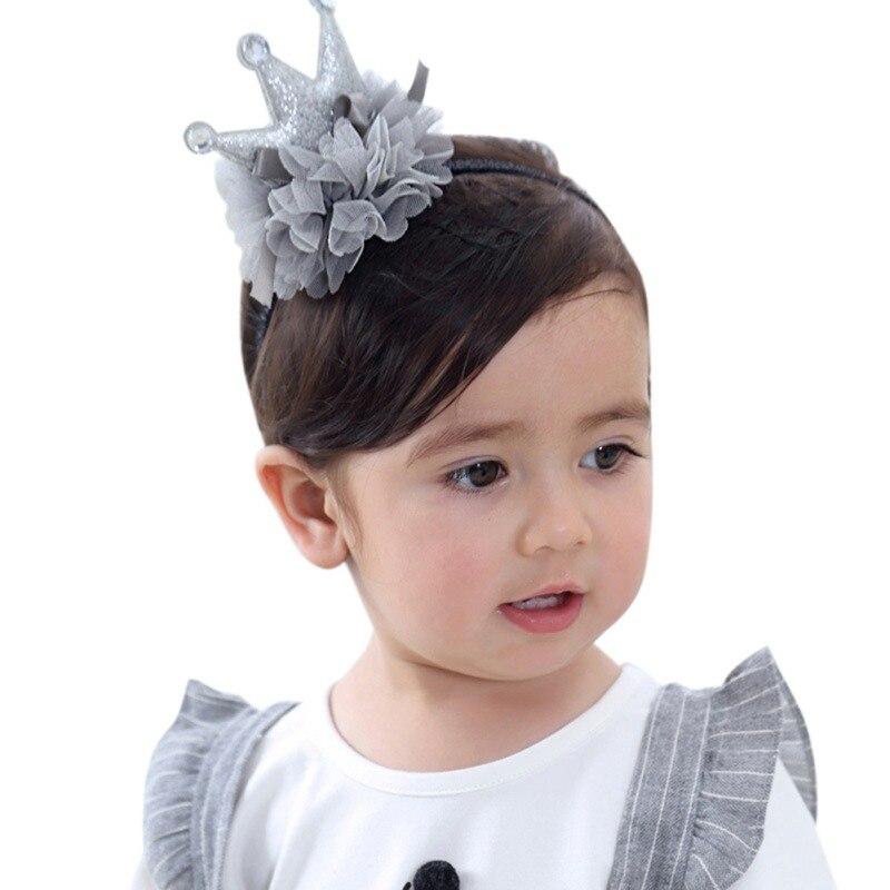 Baby Girl Headband Fashion Head Accessories Girl   Headwear   Newborn Birthday Decor Party Priness Crown