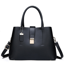 tote bag for women solid pu leather handbag brand high quality hotsale party purse ladies messenger crossbody shoulder bags