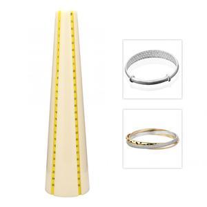 Image 1 - Professionele Plastic Armband Meten Doorn Sizer Sieraden Hamer Meten Maken Repareren Tool voor Juwelier