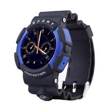 Wasserdichte Intelligente Bluetooth Uhr Pulsuhr Tragbare Geräte SmartWatch für iPhone 5 6 HTC Xiaomi Meizu Huawei Samsung
