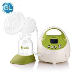 GL BPA الحرة التلقائي مضخة الثدي الكهربائية s 5 واط قوية كبيرة شفط مضخة الثدي الرضاعة الطبيعية تغذية الطفل مع زجاجة الحليب