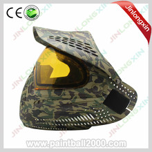 spunky Camo Thermal Paintball Goggles Mask Airsoft