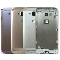 Para Huawei G8 GX8 Substituição Da Tampa Da Bateria Back Door Traseiro Caso Tampa da caixa