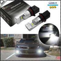 IJDM 6000 K P13W Bombillas LED Para 2010-2013 Chevy Camaro, 2013-up Mazda CX-5, 2008-2012 Audi A4/S4/Q5 Luces de Circulación Diurna, 12 V