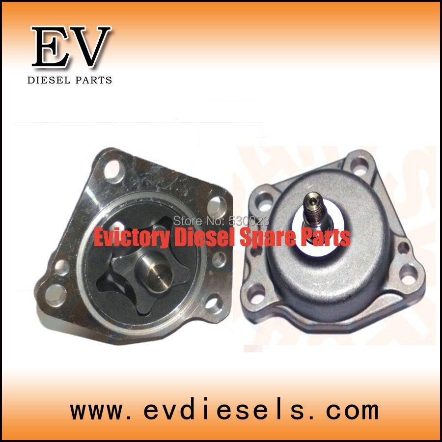 For mitsubishi Forklift engine spare parts S4S oil pump 32A35-10010 32A35-10012 32A35-00010 кофемашина delonghi magnifica ecam22 110b черный
