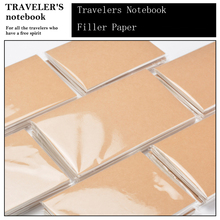 Fromthenon Travelers Notebook Filler Papers For Midori Month Week Plan Planner R