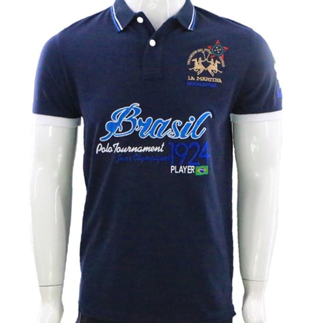 De alta calidad de la marca de ropa de los nuevos hombres del verano camisa de polo hombre trajes de negocios y casuales sólido masculina camisa polo de manga corta transpirable camisa