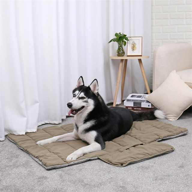 Dog's Portable Foldable Bed
