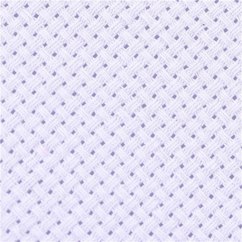 Oneroom 1 11CT Đeo Chéo Vải Aida Vải Handmade Bộ Kim Chỉ Khâu Thêu Vải Thủ Công TỰ May Thủ Công 5