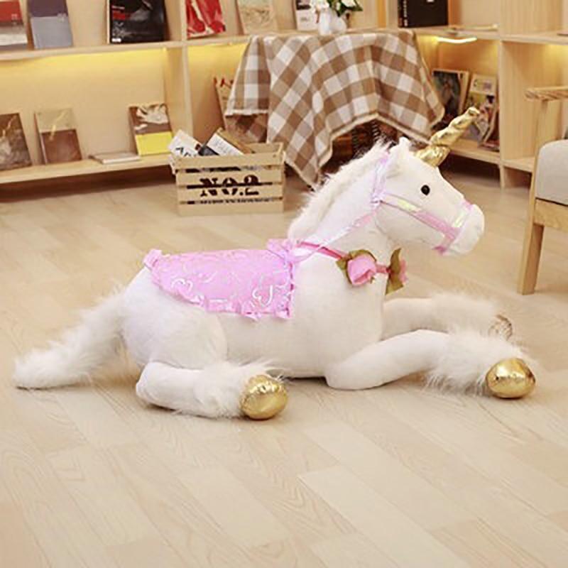 90 Cm Giant Size Jumbo Unicorn Plush Toys Giant Stuffed Animal Soft