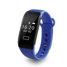 K18S умный браслет с крови кислородом браслет Heart Rate Фитнес трекер Мониторы Спорт Smart Watch сна Мониторы