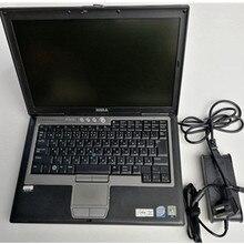 95% Nieuwe Dell D630 4Gb Laptop 1.5Tb Hdd WIN7 Systeem 24in1 Auto Reparatie Alldata Software V10.53 + Mitchell op Vraag 5 Klaar Voor Gebruik