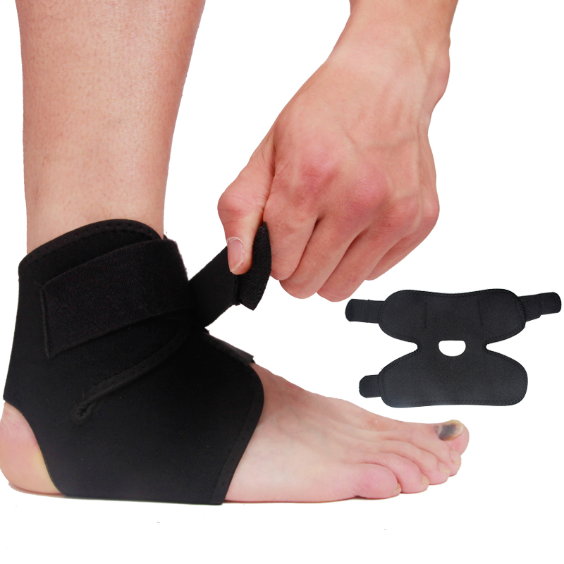 Ourpgone Brand Ankle Elastic Support Foot Compression Strap Achilles Tendon Brace Sprain Protector Breathable Sport Tools! ...