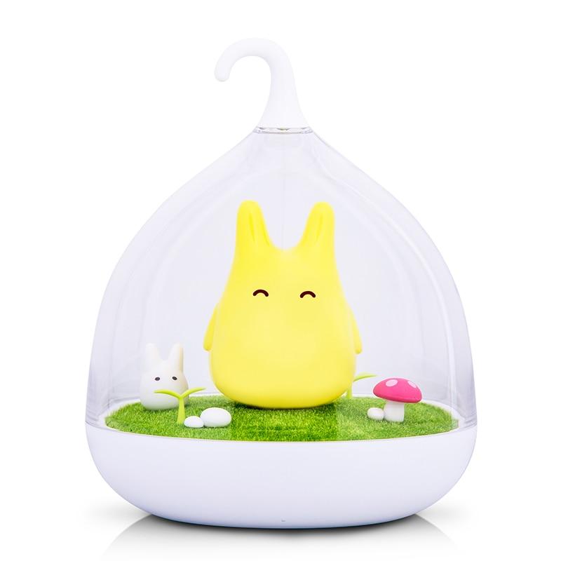 Жарнамалық сату Totoro лампасы Portable touch - Түнгі жарық - фото 3