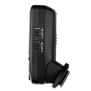 Image 5 - Godox Xpro N i ttl II 2.4 גרם אלחוטי הדק גבוהה מהירות סנכרון 1/8000 s X מערכת עם LCD מסך משדר לניקון DSLR
