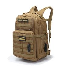 0bedff38c81 45L militar Paquete de asalto táctico ejército mochila Molle impermeable  salir bolsa mochila para acampar al