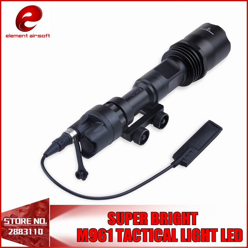 Element SF Tactical light M961 LED Flash Light Version Super Bright Tactical Flashlight For Rifle EX109 waterproof led hot sell