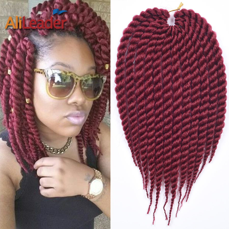 Crochet Hair Short Twist : .com : Buy Short Length Crochet Havana Mambo Twist Braiding Hair ...