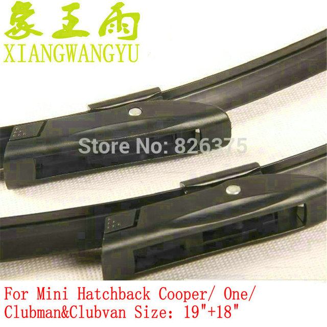 Car Wiper Blade For Mini Hatchback Cooper One Clubmanclubvan 19