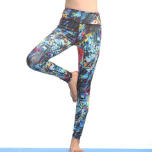 Women Yoga Gym Stretch High Waist Pants Jogging Femme Fitness Running Sports Workout Pants Ladies Gym Sportwear