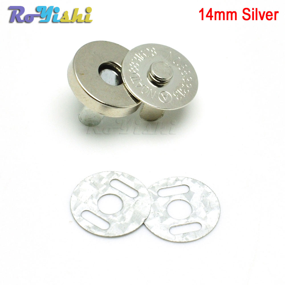 14mm Silver
