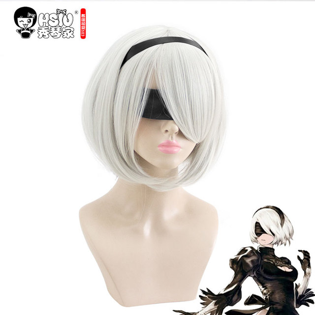 NieR:Automata Wigs Hair 2