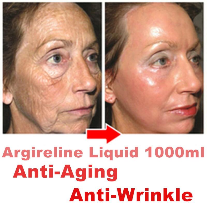 Are ginine Liquid Anti-wrinkle Moisturizing Eye Anti Aging Remove Canthus Fine Lines  Rejuvenating Face Lift Six Peptides 1000ml