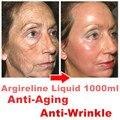 Argireline Líquido Anti-rugas Hidratante Anti Envelhecimento do Olho Remover Canto Rejuvenescimento Face Lift Seis Peptídeos Linhas Finas 1000 ml