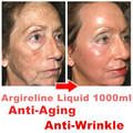 Argireline Líquido Hidratante anti-arrugas de Ojos Anti Envejecimiento Eliminar Canto Rejuvenecedor Lifting facial Seis Péptidos Líneas Finas 1000 ml