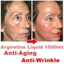Argireline Liquid Anti-wrinkle Moisturizing Eye Anti Aging Remove Canthus Fine Lines  Rejuvenating Face Lift Six Peptides 1000ml