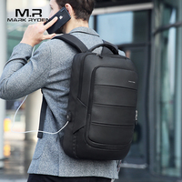 Mark Ryden Man Backpack Fit 15.6 Inch Laptop Multifunctional USB Refill Waterproof Travel Bag Male Anti thief Mochila The New
