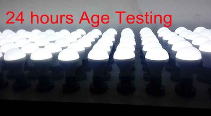 0120 5W LED Emergency Bulbs 14