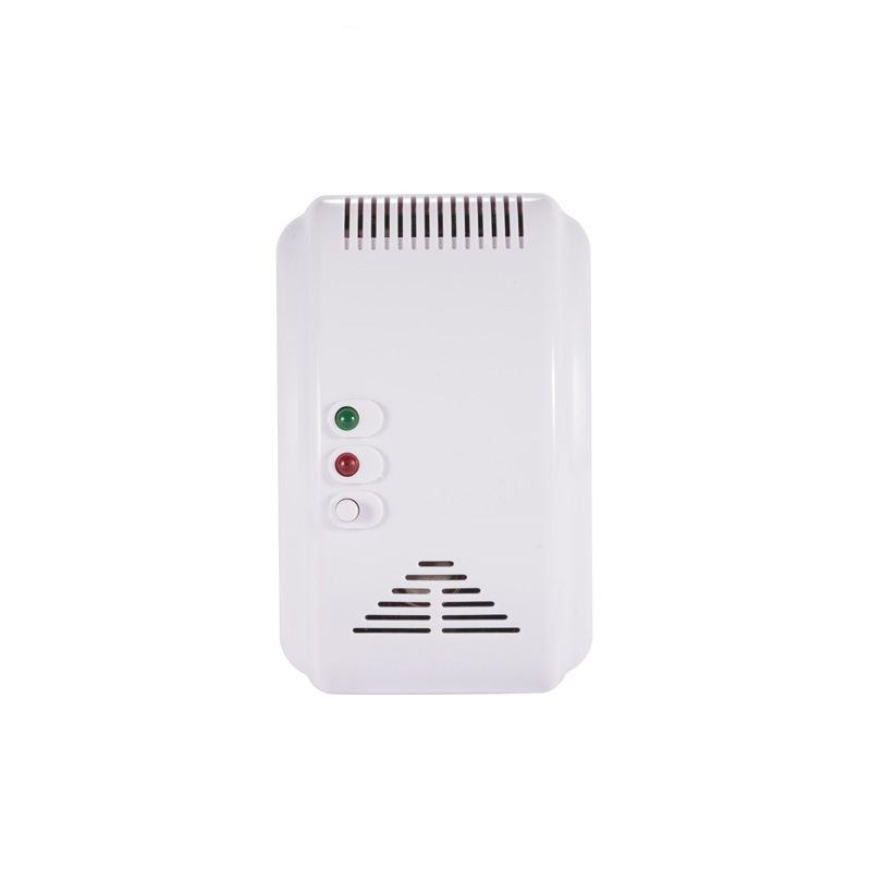 Punctual New Co Smoke Detector Led Display Alarm Carbon Monoxide Leakage Sensor Smart Human Voice Lcd Display High Reliability Elegant In Style Fire Protection