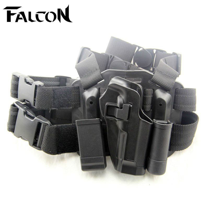 Airsoft Tactical Gun Tactical Right Thigh Holster Beretta