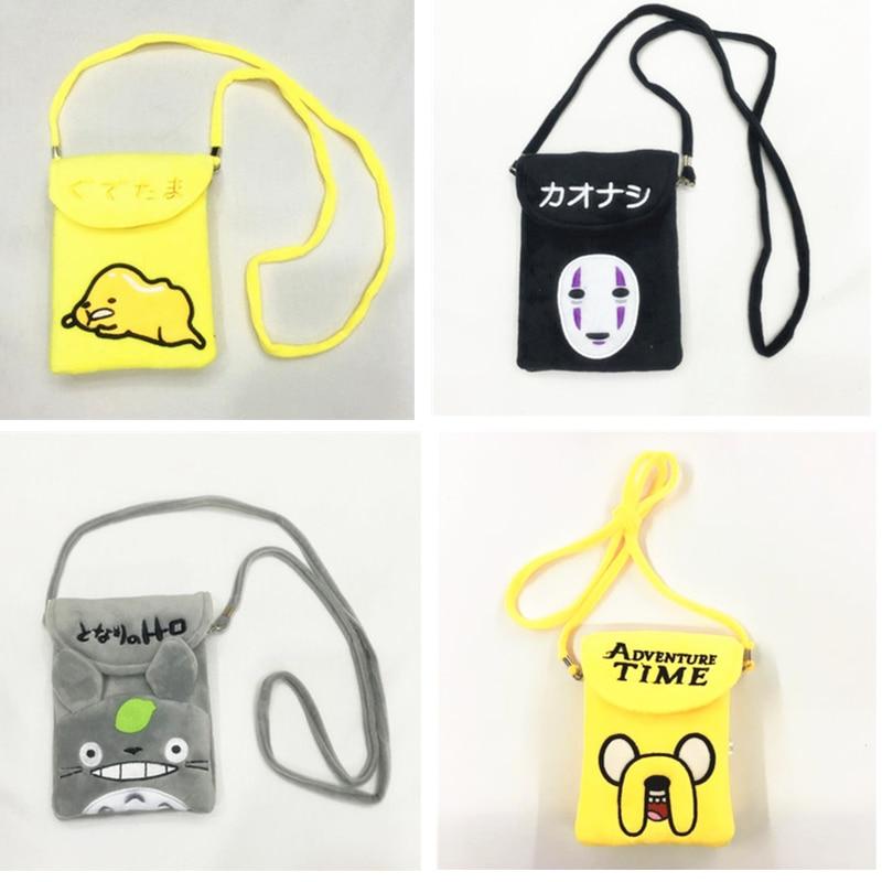 Totoro Spirited Away Gudetama Plush Cute Japanese Fun Plushies Kawaii Birthday Gift Girlfriend 1pcs